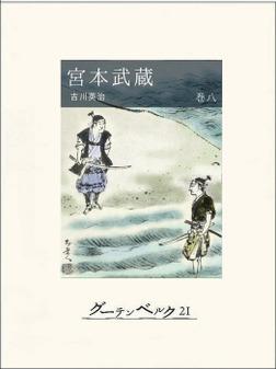 宮本武蔵(巻八)-電子書籍