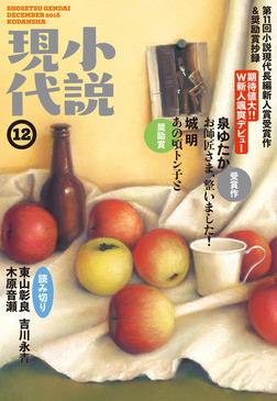 小説現代 2016年 12月号-電子書籍