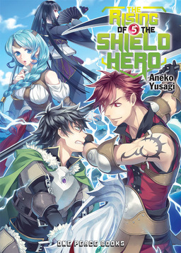 The Rising of the Shield Hero Volume 5