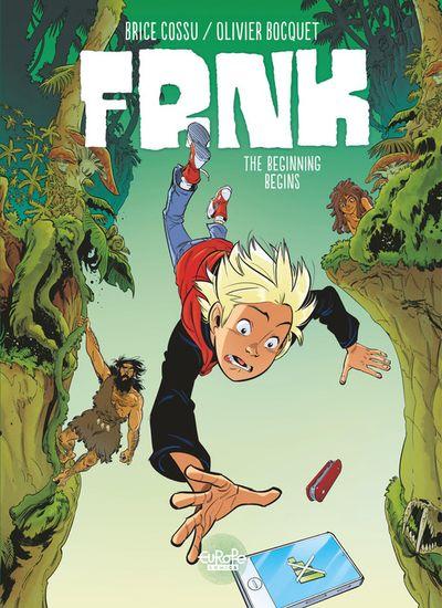 FRNCK - Volume 1 - The Beginning begins