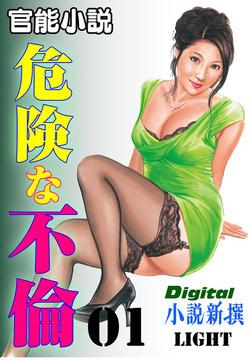 【官能小説】危険な不倫01-電子書籍