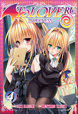 To Love Ru Darkness Vol. 4