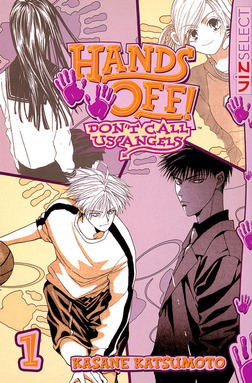 Hands Off!: Don't Call Us Angels, Vol. 1-電子書籍