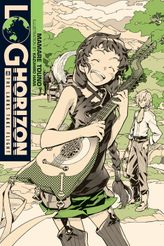Log Horizon, Vol. 8