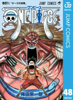 ONE PIECE モノクロ版 48-電子書籍