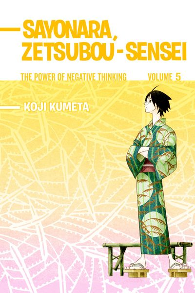 Sayonara Zetsubou-Sensei 5