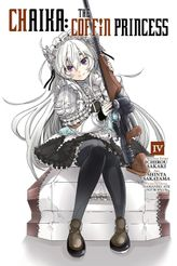 Chaika: The Coffin Princess, Vol. 4