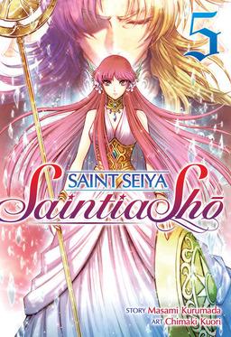 Saint Seiya: Saintia Sho Vol. 5