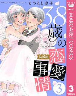 38歳の恋愛事情 3 結婚編-電子書籍