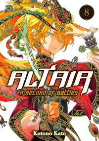 Altair: A Record of Battles Volume 8
