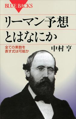 リーマン予想とはなにか 全ての素数を表す式は可能か-電子書籍