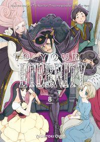 To Your Eternity Volume 8