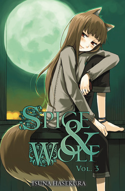 Spice and Wolf, Vol. 3-電子書籍