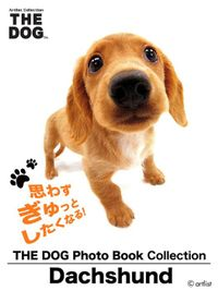 THE DOG Photo Book Collection Dachshund