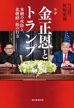 ルポ 金正恩とトランプ 米朝の攻防と、北朝鮮・核の行方-電子書籍