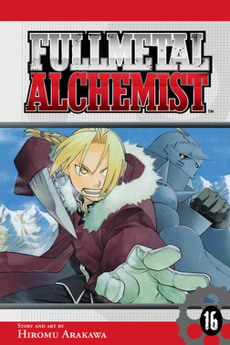 Fullmetal Alchemist, Vol. 16-電子書籍