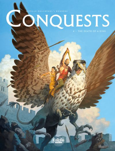 Conquests - Volume 4 - The Death of a King