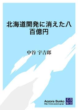 北海道開発に消えた八百億円-電子書籍