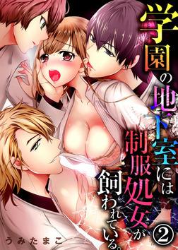 学園の地下室には制服処女が飼われている。(2)-電子書籍