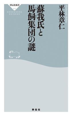 蘇我氏と馬飼集団の謎-電子書籍