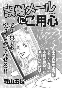 ブラック主婦SP(スペシャル)vol.9~誤爆メールにご用心~-電子書籍