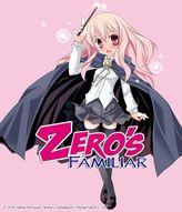 Zero's Familiar Vol. 1: Bookshelf Skin [Bonus Item]
