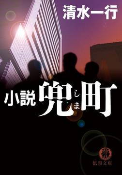 小説 兜町(しま)-電子書籍