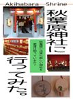秋葉原神社に行ってみた。
