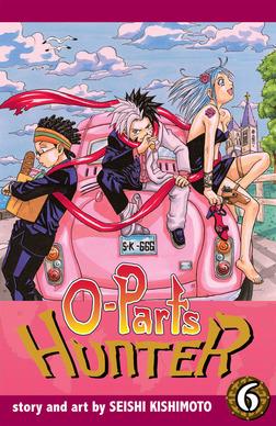 O-Parts Hunter, Vol. 6-電子書籍