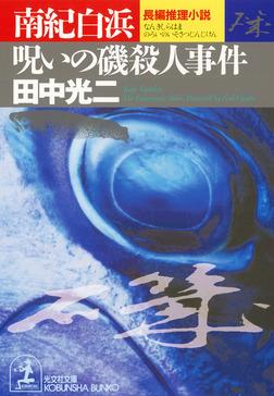南紀白浜 呪いの磯殺人事件-電子書籍