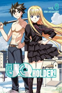 UQ Holder 8