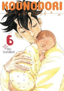 Kounodori: Dr. Stork Volume 6