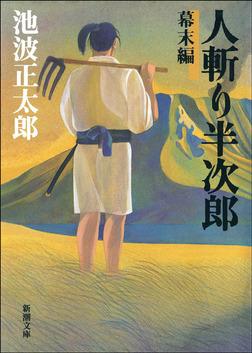 人斬り半次郎 幕末編-電子書籍