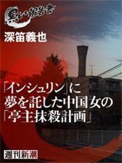 「インシュリン」に夢を託した中国女の「亭主抹殺計画」-電子書籍