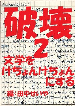 破壊2~文学をけちょんけちょんにする-電子書籍