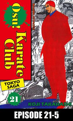 Osu! Karate Club, Episode 21-5-電子書籍