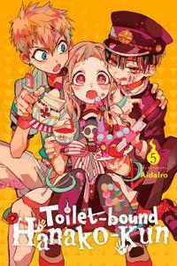 Toilet-bound Hanako-kun, Vol. 5