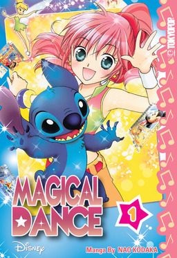 Disney Manga: Magical Dance Volume 1
