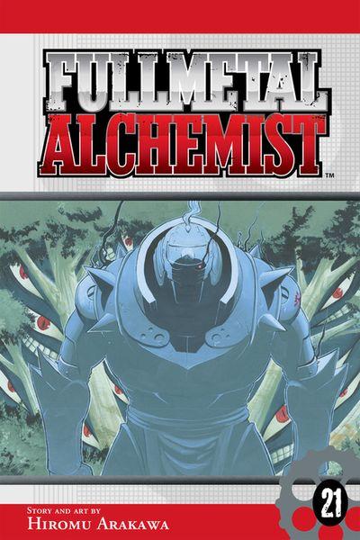Fullmetal Alchemist, Vol. 21
