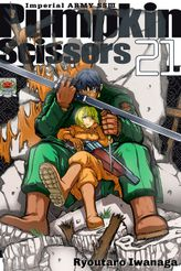 Pumpkin Scissors Volume 21