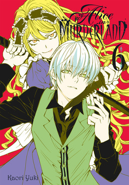 Alice in Murderland, Vol. 6