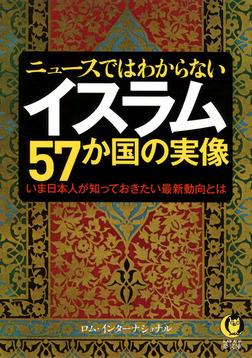 ニュースではわからない イスラム57か国の実像-電子書籍