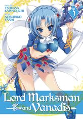Lord Marksman and Vanadis Vol. 03