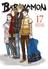 Barakamon, Vol. 17