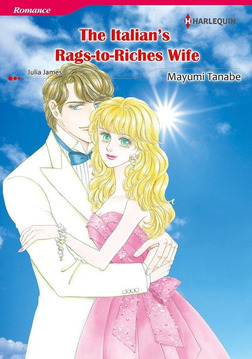 THE ITALIAN'S RAGS-TO-RICHES WIFE-電子書籍