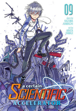 A Certain Scientific Accelerator Vol. 9