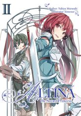 Altina the Sword Princess: Volume 2