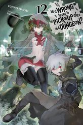 Is It Wrong to Try to Pick Up Girls in a Dungeon?, Vol. 12