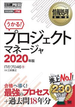 情報処理教科書 プロジェクトマネージャ 2020年版-電子書籍