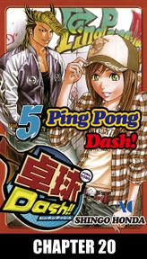 Ping Pong Dash!, Chapter 20